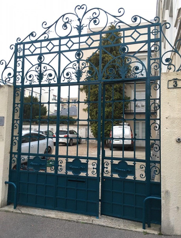 versailles - portail 1